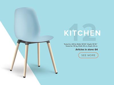 Chair illustration illustration shop furniture ux uxdesign ui