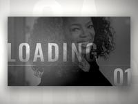 Loading screen for Oprah