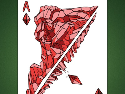 Ace of Diamonds aka Ace Of Earth
