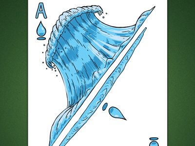 Ace of Spades aka Ace Of Water