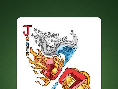 Joker Card Number One