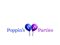Poppin's Parties Logo
