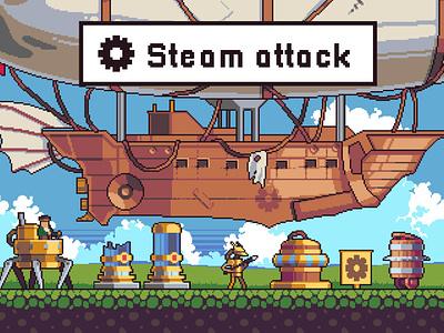 2d Game Assets Tags Pixel Art Dribbble
