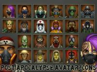 Post-Apocalypse Game Avatars