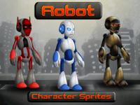 Robot Sprite