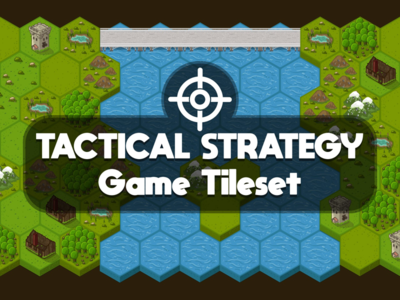 Strategy Game Tileset