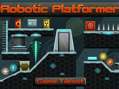 2D Game Assets / Tags / platformer | Dribbble