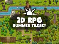 RPG Summer Tileset