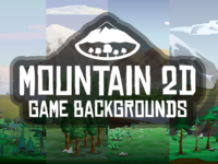 Mountain 2D Backgrounds