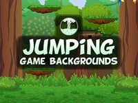 Backgrounds For Vertical Jump Game