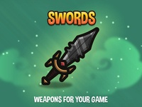 Swords Weapon Pack