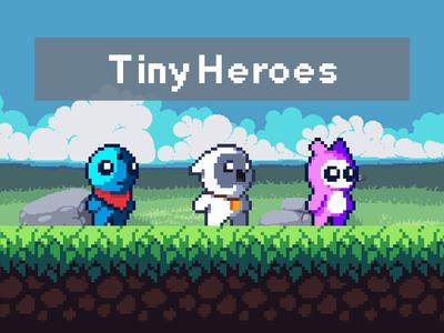 Free Tiny Hero Sprites
