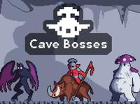 Cave Bosses Pixel Art 2D Sprites