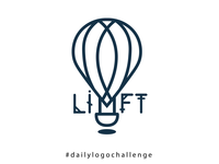Hot Air Balloon   Day 2 #dailylogochallenge