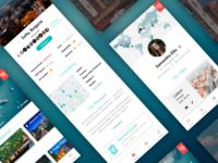 Nomad App Concept