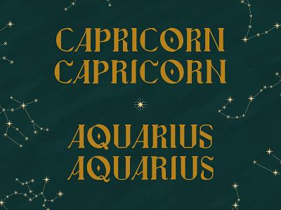 Astrolune Display Fonts fantasy blackletter font design typography magical astrology branding serif font mystical cosmic typeface font