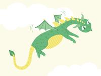Daniel the Dragon!
