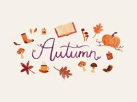 Cosy Autumn Wallpaper Giveaway