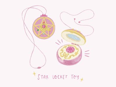 Sailor Moon Star Locket