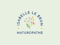 Isabelle Le Brun Logo