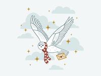 Hedwig Illustration
