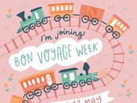 Bon Voyage Week