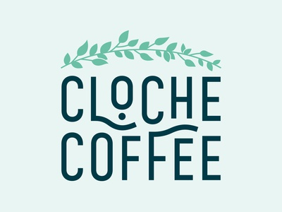 Cloche Coffee Logo