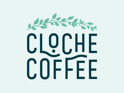 Cloche Coffee Logo