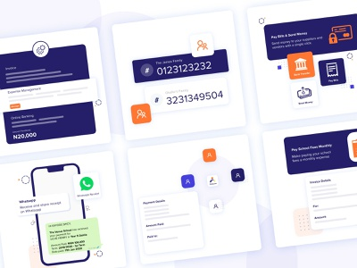 Visual design - website assets brand identity visual design visual branding ux logo ui