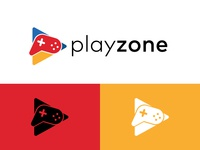 Playzone Logo