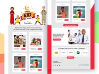 Eid al adha email design