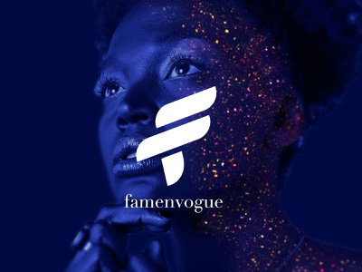 famenvogue logo design fashion brand brandidentity branding logo