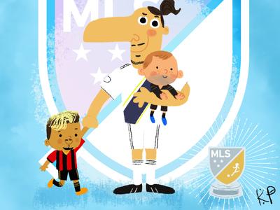 MLS Cartoon