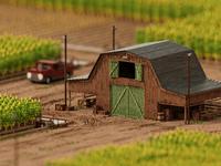 A little voxel Farm