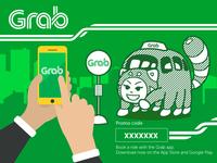 GRAB Taxi Promo