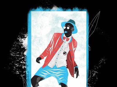 Sometimes groovy, always antifascist. blm antifascist antifa illustrator illustration