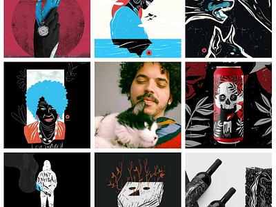 Art vs Artist 2020 ilustrador artmeme editorial illustrations illustrator artvsartist2020 artvsartist
