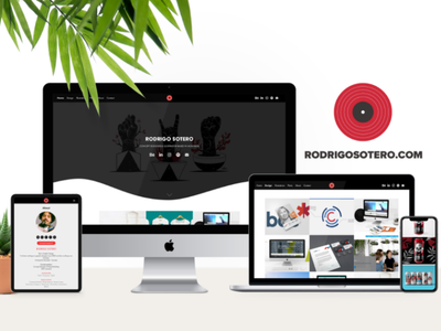 My portfolio is updated! rodrigosotero.com montreal website site adobe portfolio photography illustration adobe editorial graphic design illustrateur illustrations illustrator designer design portfolio