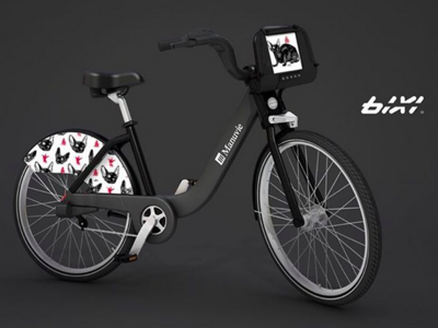 For Bixi in Montreal