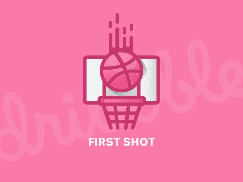 first shot on dribbble by muhamad fuzairi dribbble dribbble