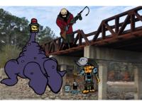 ..:: the capture of the purple rain blockade behemoth ::..