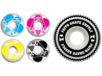 ..:: skateboard wheel graphics ::..