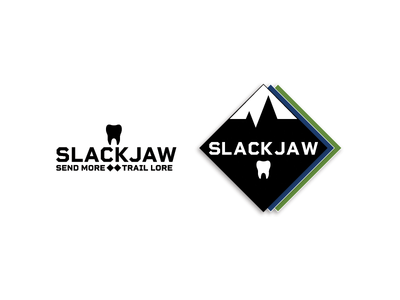 Slackjaw Logos design logo