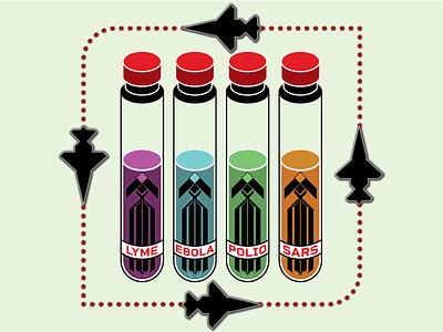 Plum Island Imports vector illustration