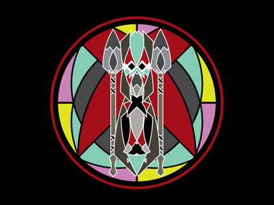 Zulu Zoomorphic vector