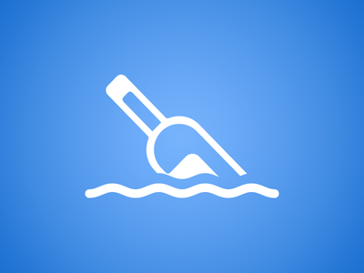 Message in a bottle illustrator icon design icon message in a bottle