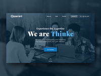 Apparrant Homepage