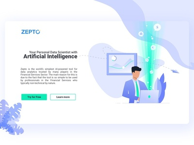 Zepto with AI