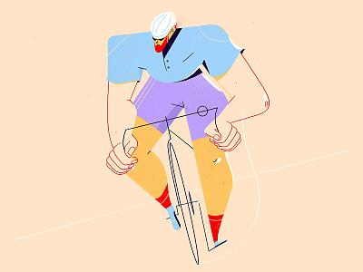 Cyclist bicycle cyclist bike cycling