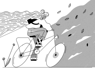 Cycling into October!